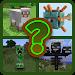 Угадай героев Minecraft!