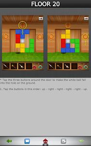 Download 100 Floors Official Cheats 3.7.0.0 APK