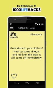 Download 1000 Life Hacks 2.2.0 APK