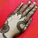 Finger Mehndi Designs 2018