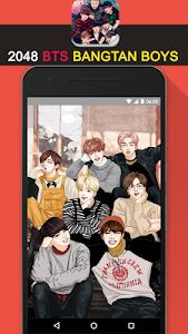 Download 2048 BTS KPop Cute Game 3 APK