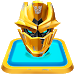 Download 3D Handsome Steel Robot Theme 1.1.7 APK