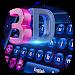 Download 3D Laser tech keyboard 10001012 APK