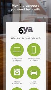 Download 6ya - Instant Expert Help 2.1.1.1500 APK