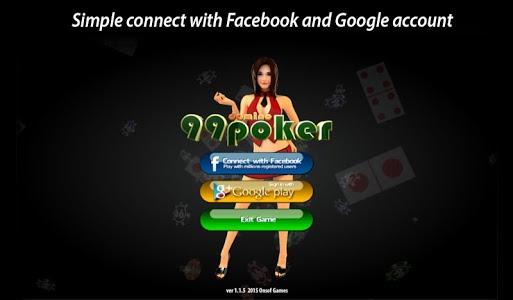Download 99 Domino Poker v1.3.6 APK