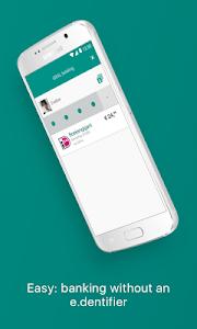 screenshot of ABN AMRO Mobiel Bankieren version Varies with device