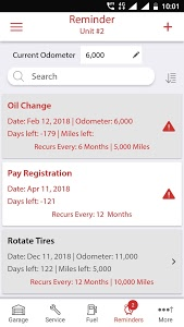 Download Car, Motorcycle, or Fleet Maintenance & Gas Log  APK