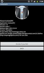 Download ActiveGPS - GPS booster 2.0.1 APK