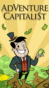 screenshot of AdVenture Capitalist version 4.1.0