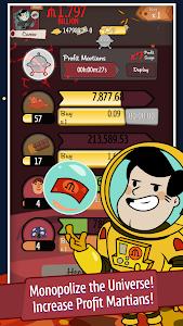 screenshot of AdVenture Capitalist version 4.3.0
