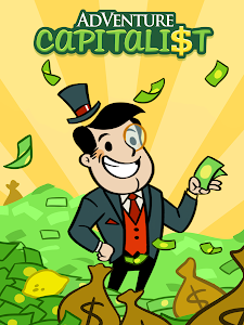 screenshot of AdVenture Capitalist version Varies with device
