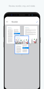Download Adobe Scan: PDF Scanner, OCR 18.09.19 APK