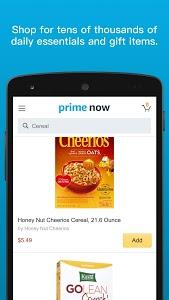 Download Amazon Prime Now 4.15.0 APK