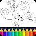 Download Animals: animal coloring book game  APK