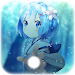 Download Anime Live Wallpaper of Mini Rem 1.0 APK