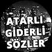 Download Atarlı Giderli Sözler 1.0 APK