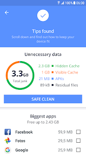 Download Avast Cleanup & Boost, Phone Cleaner, Optimizer 4.9.0 APK