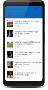 Download FC Barcelona: Resultados y Noticias 1.1.9 APK