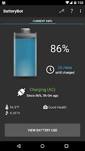 Download BatteryBot Battery Indicator  APK