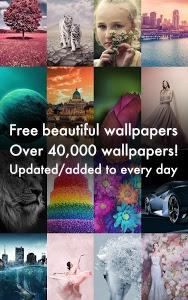 Download Beautiful HD Wallpapers 40,000+ sheets 1.7.0 APK