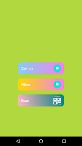 screenshot of Beauty Cam & QrCode Scanner version 1.0.4