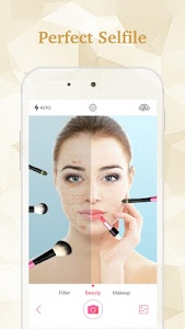 screenshot of Beauty Camera Photo Editor version 2.0.2