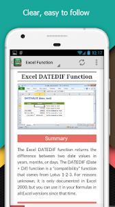 screenshot of Best Excel Formula version 1.0