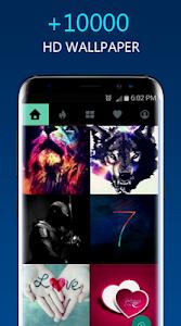 screenshot of Best HD Wallpapers Backgrounds version 2.4
