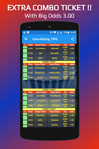 Download Betting TIPS VIP : DAILY 9.9.12 APK