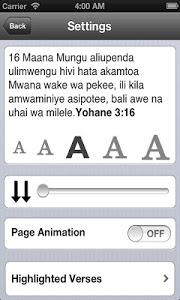 Download Bible in Swahili Free 7.4 APK