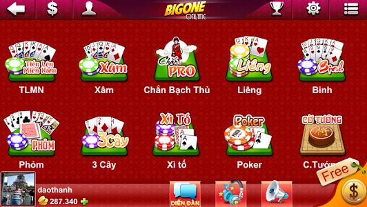 Download BigOne - Game Bài Miễn Phí 1.4.5 APK