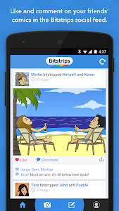 Download Bitstrips 1.8.142 APK