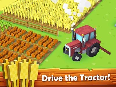 Download Blocky Farm 1.2.57 APK