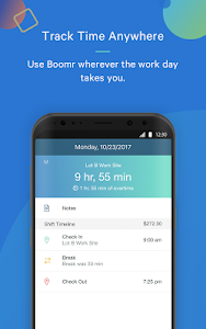 Download Boomr - Employee Time Clock  APK
