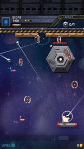 screenshot of Brick Breaker Star: Space King version 1.20