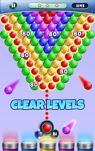 screenshot of Bubble Shooter 3 version 9.0