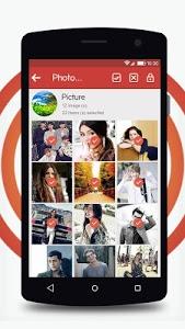 screenshot of Hide photo, video, lock app by calculator version 9