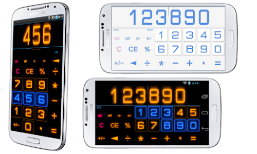 Download Calculator with Percent (Free) 32.1 APK