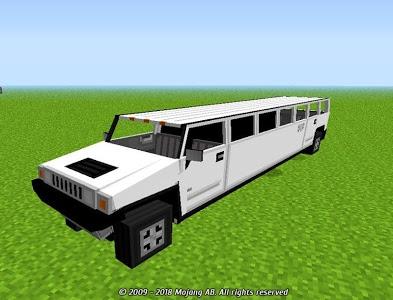 Download Cars for Minecraft PE Mod v1.5.38 APK