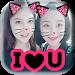 Download Cat face Camera Filters 4.3 APK