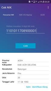 Download Cek KTP ID & NIK online 1.4.5 APK