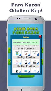 Download Cevir Oyna - Para Kazan 5.8 APK