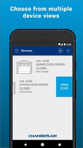 Download MyQ Smart Garage Control 3.117.31170 APK