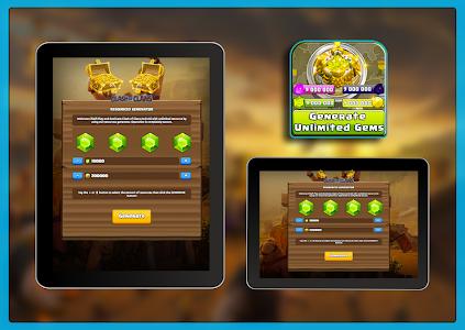 screenshot of Cheats Gems  version 3.2.1