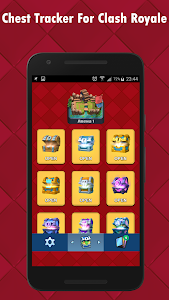 Download Chest Tracker For Clash Royale 5.0 APK