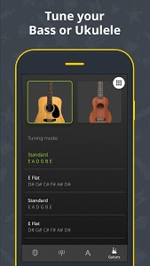 Download Chromatic Guitar Tuner Free: Ukulele, Bass, Violin 2.4.9 APK