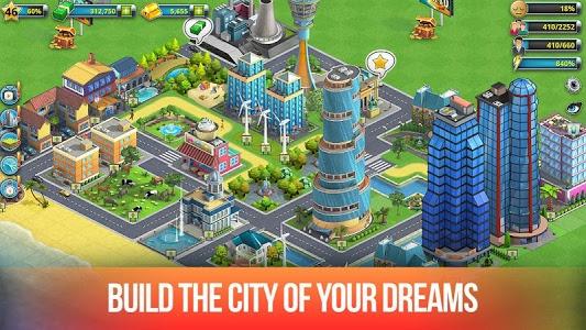 screenshot of City Island 2 - Building Story (Offline sim game) version 150.0.8