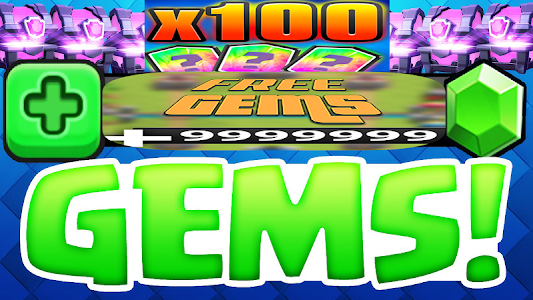 screenshot of Clash Royale Free Gems Prank version 1.0
