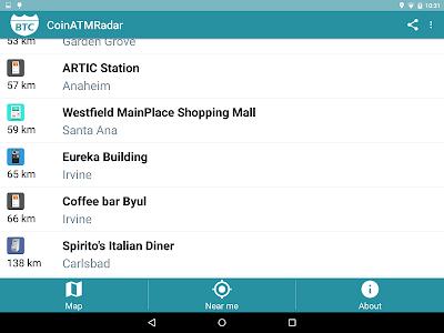 Download Bitcoin ATM Map – CoinATMRadar 2.0.5 APK