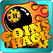 Download Coins Ball pool billard Prank 1.0 APK